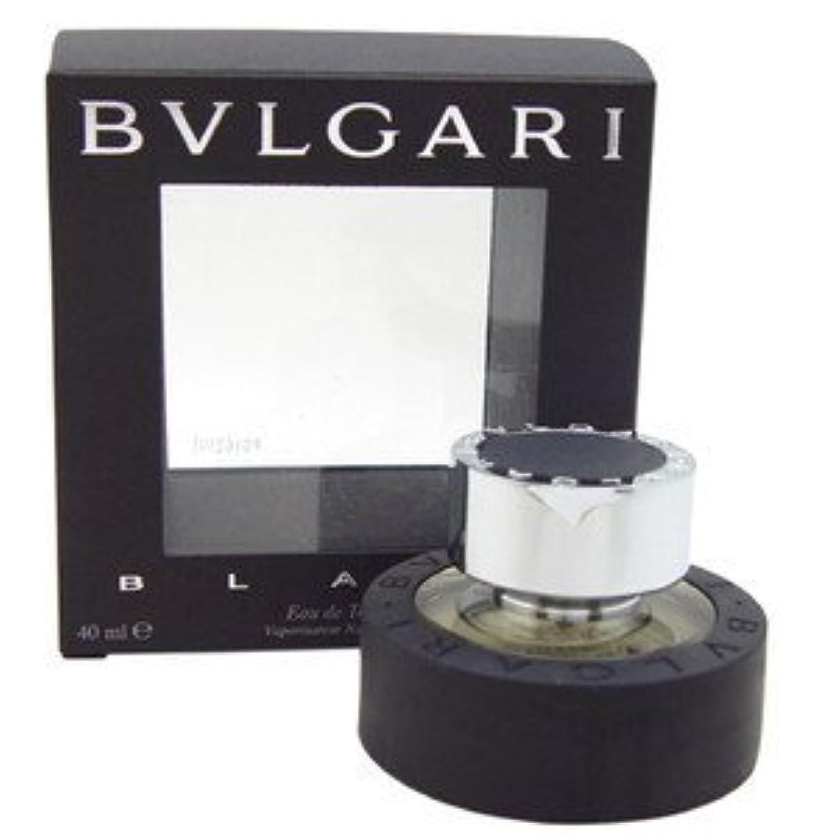 結婚散る多数のブルガリ(BVLGARI) ブラック EDT SP 40ml[並行輸入品]