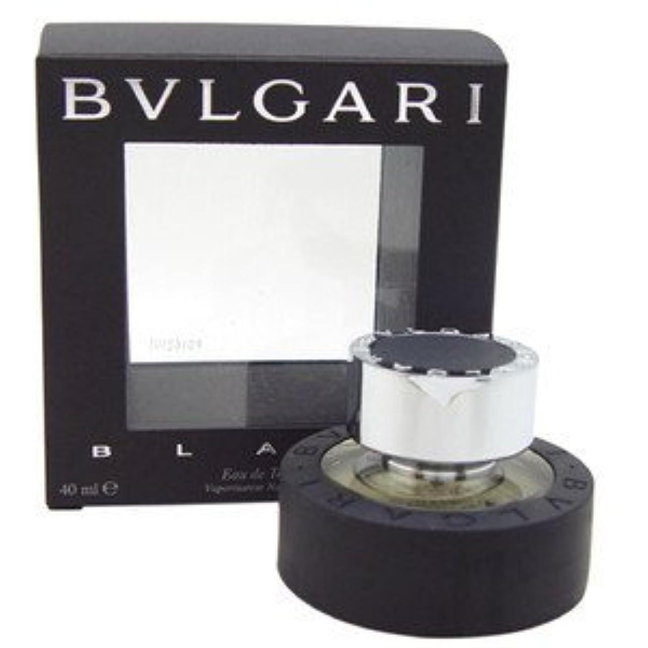 所有権同種の言語学ブルガリ(BVLGARI) ブラック EDT SP 40ml[並行輸入品]