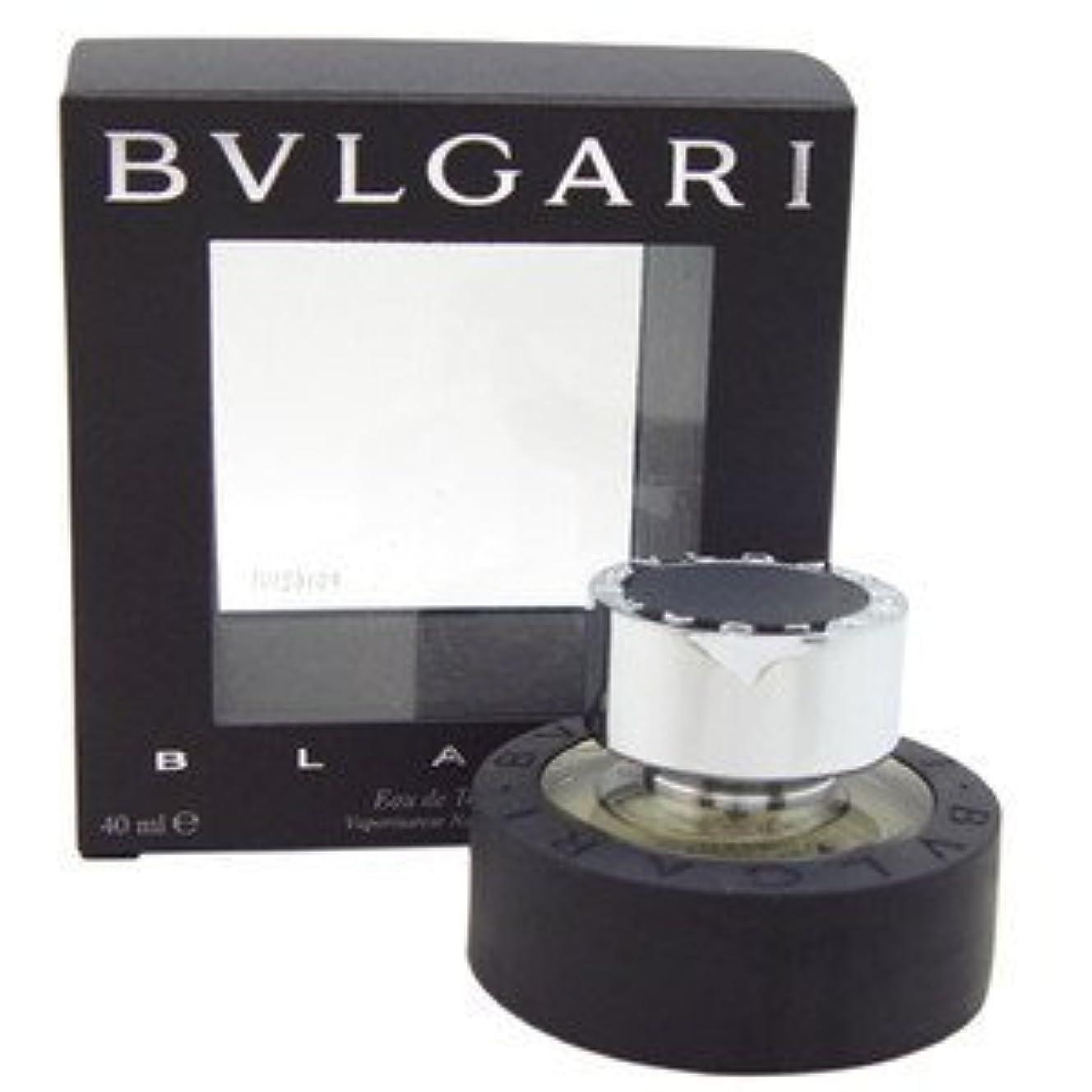 リンク刺します悲しいブルガリ(BVLGARI) ブラック EDT SP 40ml[並行輸入品]