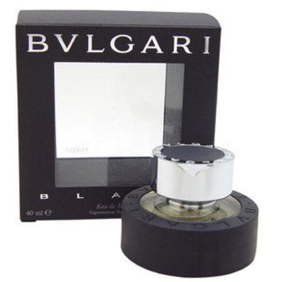 最悪スピン生き物ブルガリ(BVLGARI) ブラック EDT SP 40ml[並行輸入品]