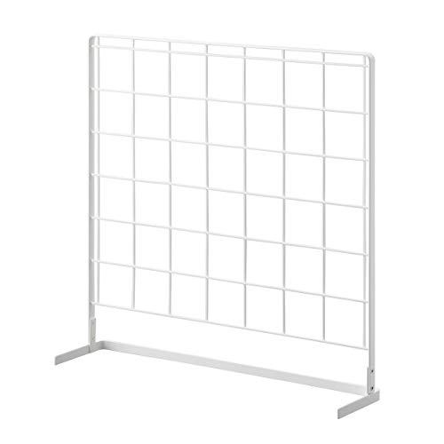 RoomClip商品情報 - キッチン自立式メッシュパネル タワー(ホワイト)
