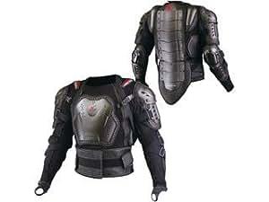 コミネ KOMINE バイク 胸部プロテクター フルアーマードボディ ジャケット アウター M 04-676 SK-676