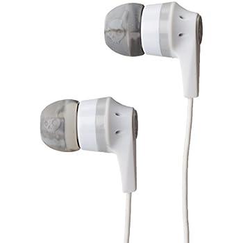 【国内正規品】 Skullcandy スカルキャンディー ネックバンド式カナル型イヤホン Bluetooth対応 INKD WIRELESS WHITE  S2IKW-J573