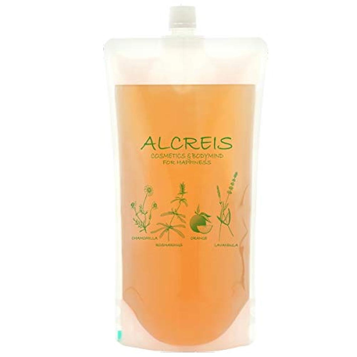 アルプス神秘コードアロマシャンプー 詰め替え用 1000mL 天然アミノ酸系ノンシリコンシャンプー