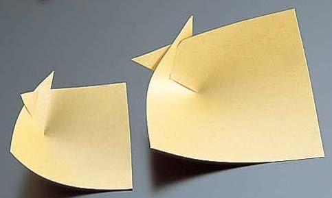 マイン グルメ皿 角 和紙からし(100枚入) M33-422
