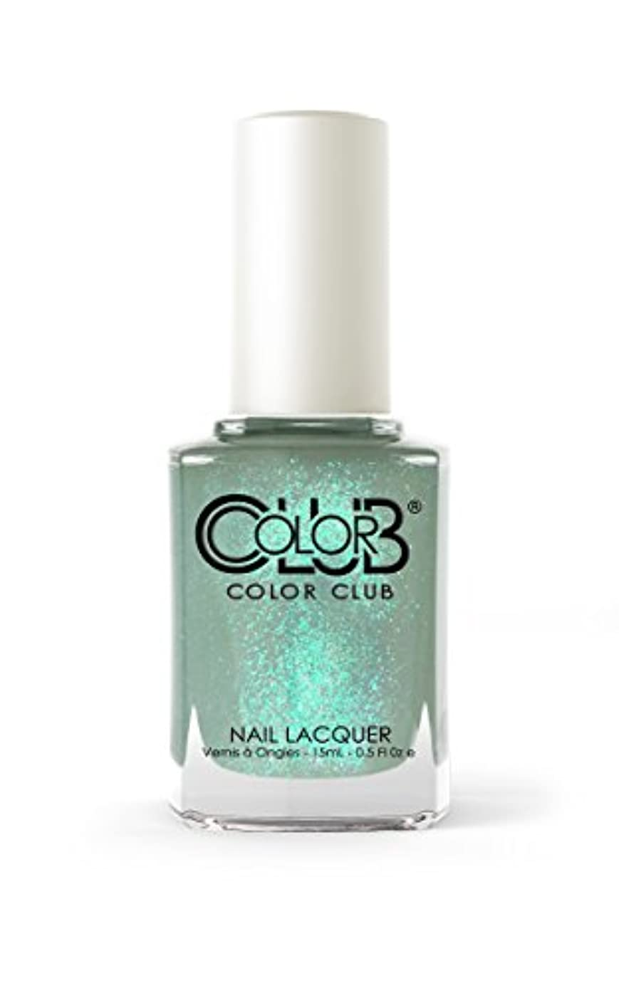 マーチャンダイザー処分した緯度Color Club Lacquer - Shine Shifter Collection Spring 2018 - On The Bright Side - 15 mL / 0.5 oz
