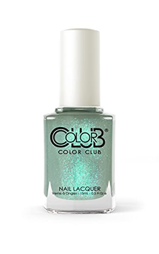 プラカードオーバーコート燃料Color Club Lacquer - Shine Shifter Collection Spring 2018 - On The Bright Side - 15 mL / 0.5 oz