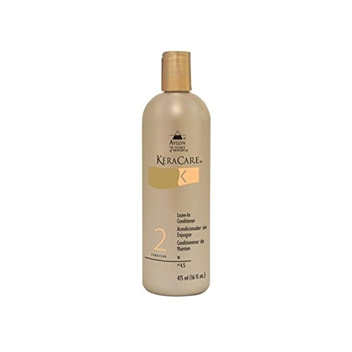 Keracare Leave In Conditioner (475ml) (Pack of 6) - コンディショナーで休暇(475ミリリットル) x6 [並行輸入品]