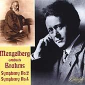 Brahms:Symphonies 2 & 4