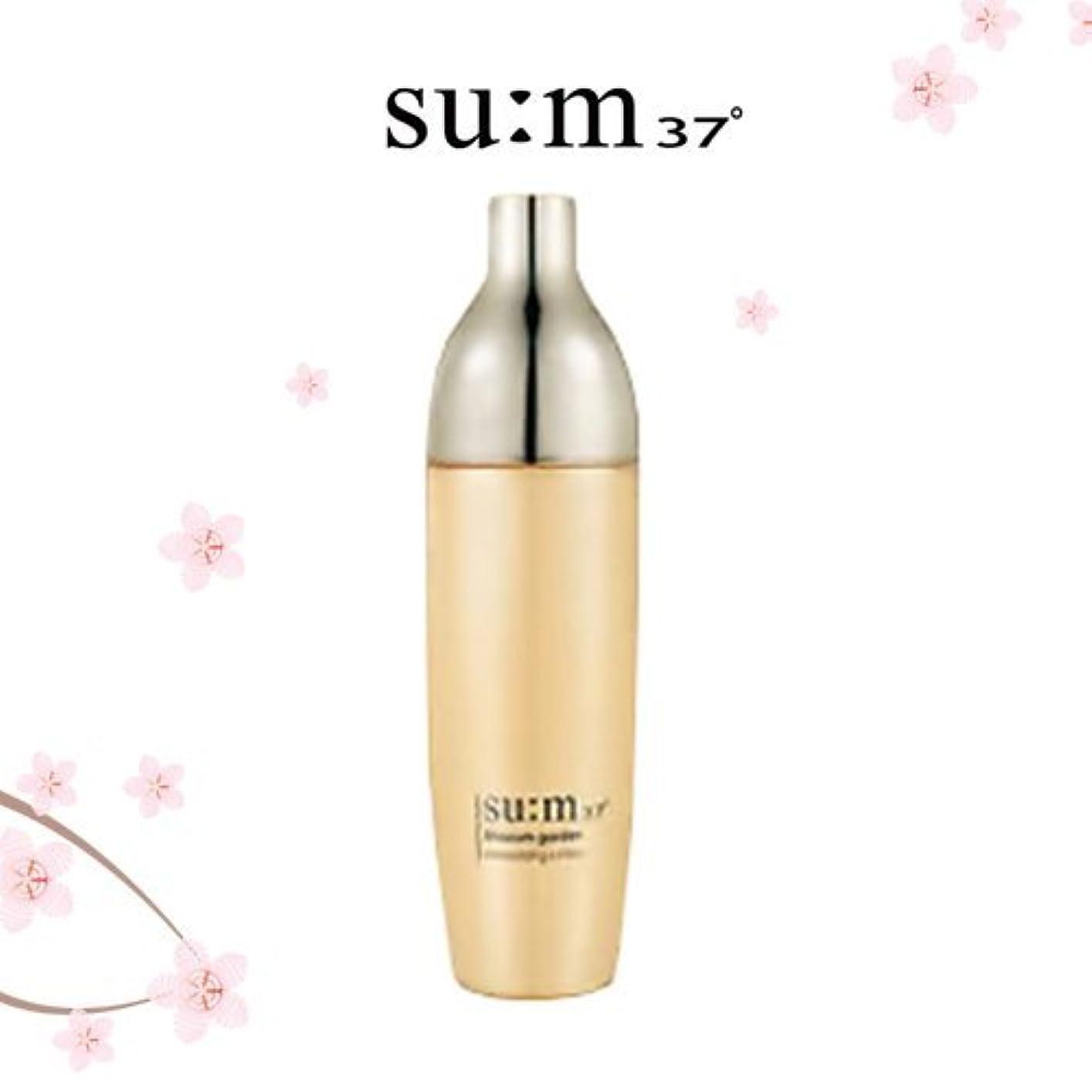 困難チーター質量sum37(スム37)ブロッサムガーデンモイスチャライジングローション135ml(blossom garden moisturizing lotion)(並行輸入品)