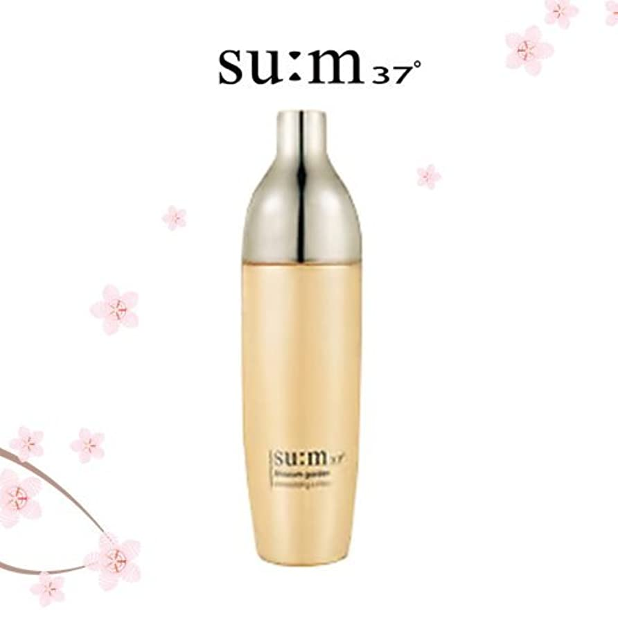 を通して劇場作成するsum37(スム37)ブロッサムガーデンモイスチャライジングローション135ml(blossom garden moisturizing lotion)(並行輸入品)