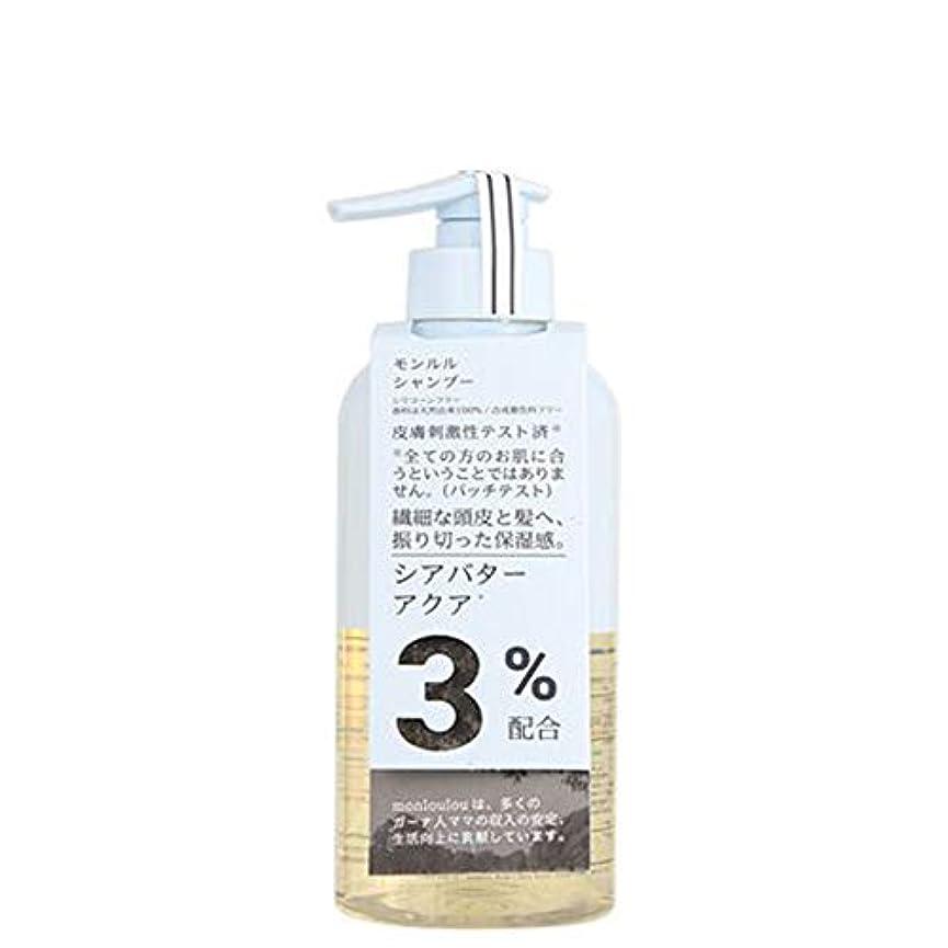 革新白菜ファームモンルル3%シャンプー 400mL