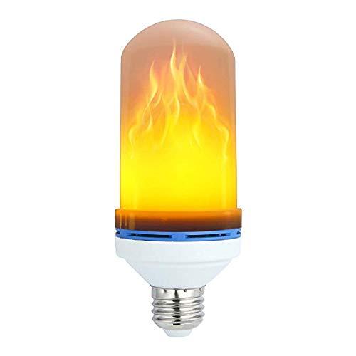 LED電球 Lucktao ろうそくLED 7W光が揺らぎ ...
