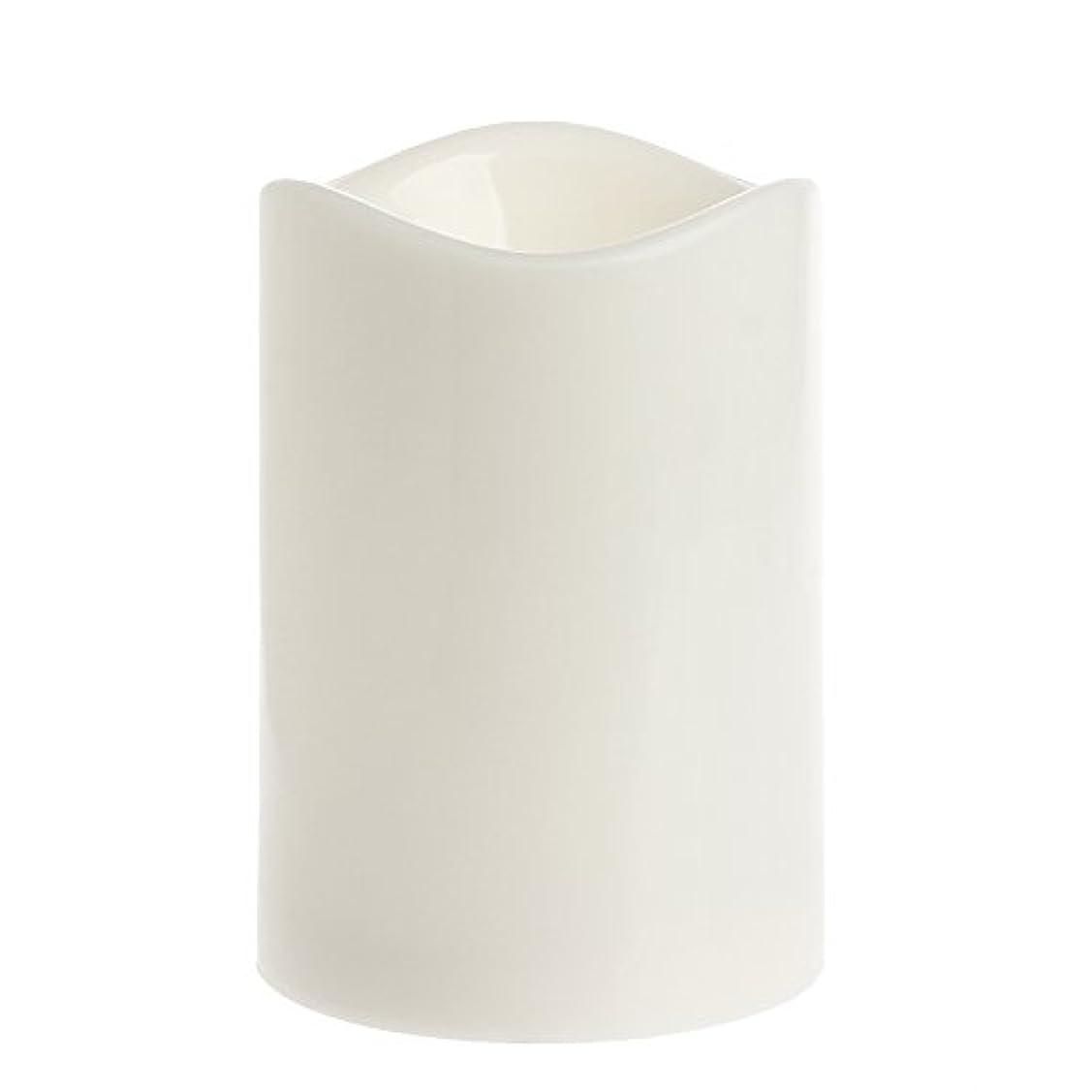 故障中仮定するテスピアンSimpleLife ロマンチックなFlameless LED電子キャンドルライト結婚式の香りワックスホームインテリア13 * 7.5センチメートル