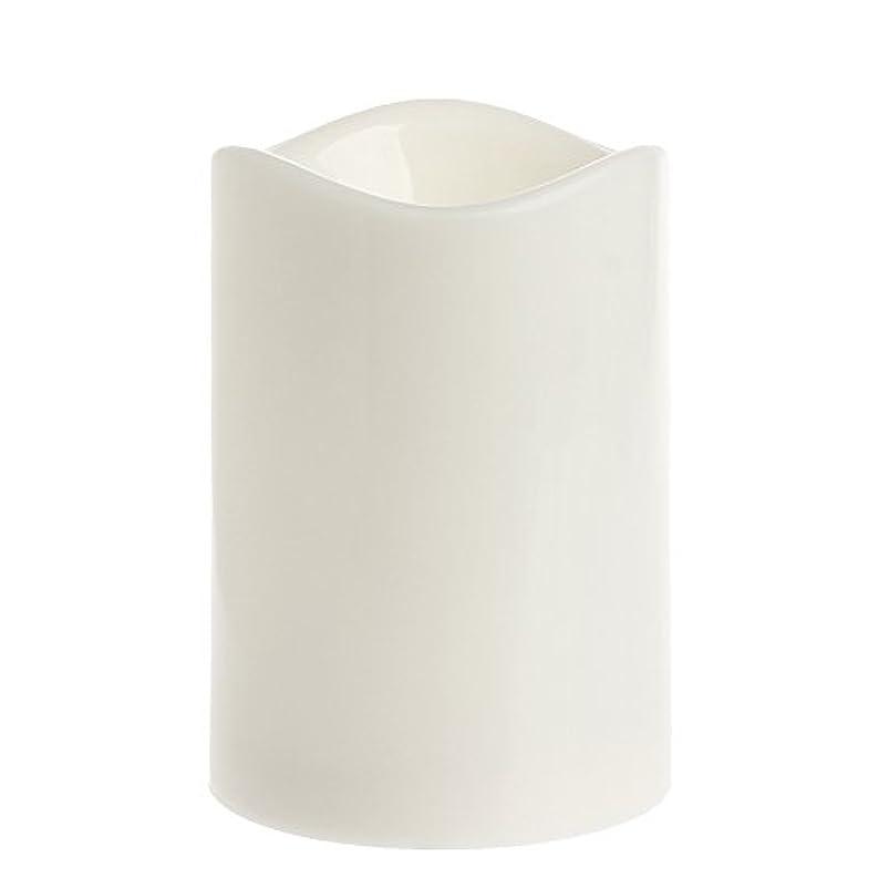 解明プレフィックス汚れたSimpleLife ロマンチックなFlameless LED電子キャンドルライト結婚式の香りワックスホームインテリア13 * 7.5センチメートル