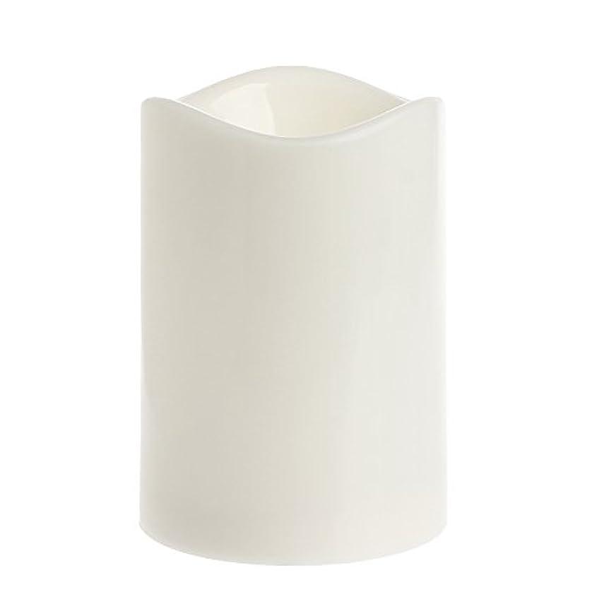 サーバントナイトスポット抵抗するSimpleLife ロマンチックなFlameless LED電子キャンドルライト結婚式の香りワックスホームインテリア13 * 7.5センチメートル