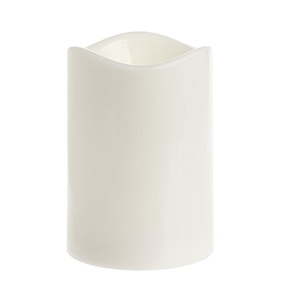 難破船愛人ホームレスSimpleLife ロマンチックなFlameless LED電子キャンドルライト結婚式の香りワックスホームインテリア13 * 7.5センチメートル