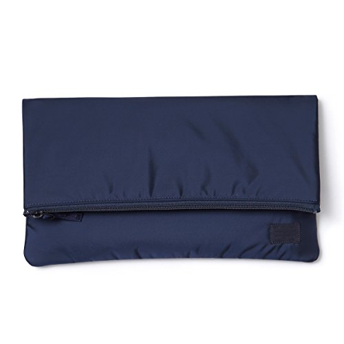 (ヘッド・ポーター) HEADPORTER MASTER NAVY CLUTCH BAG NAVY