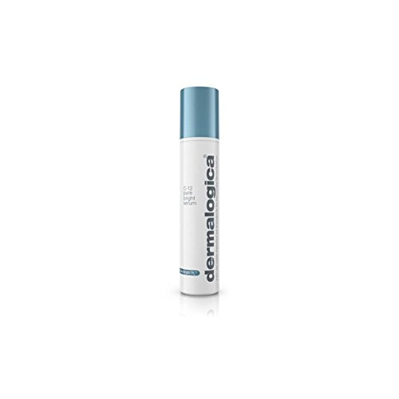 ペルセウスボット酸度Dermalogica C-12 Pure Bright Serum - Powerbright Trx - ダーマロジカの-12の純粋な明るい血清 - [並行輸入品]