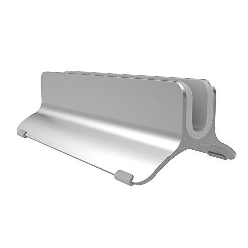Jelly Comb ノートパソコンスタンド 縦置き/収納 クラムシェル アルミ MacBook/iPad/laptop/タブレット適用