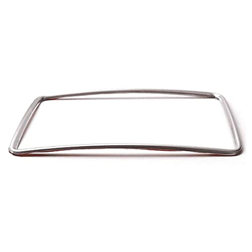 競合他社選手終点対角線Jicorzo - Rear Armrest Box Air Conditioner Vent Cover Trim Interior Car Styling Sticker For Mercedes Benz GLA...