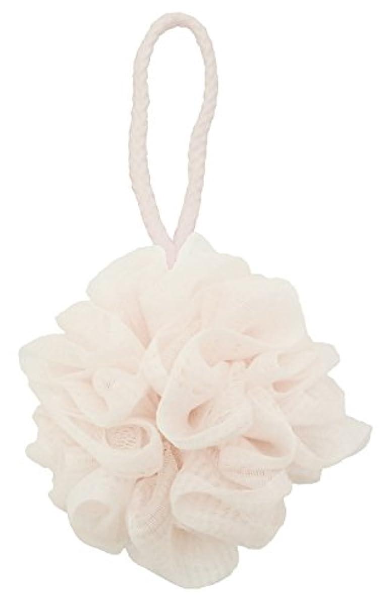 くさびほとんどない公爵夫人セント?ローレ 泡立てネット 泡肌美人 ふわわん 花形 ホワイト SL262