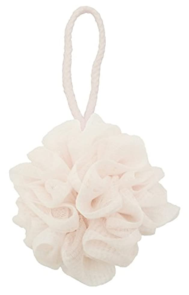 奇跡肯定的保証するセント・ローレ 泡立てネット 泡肌美人 ふわわん 花形 ホワイト SL262