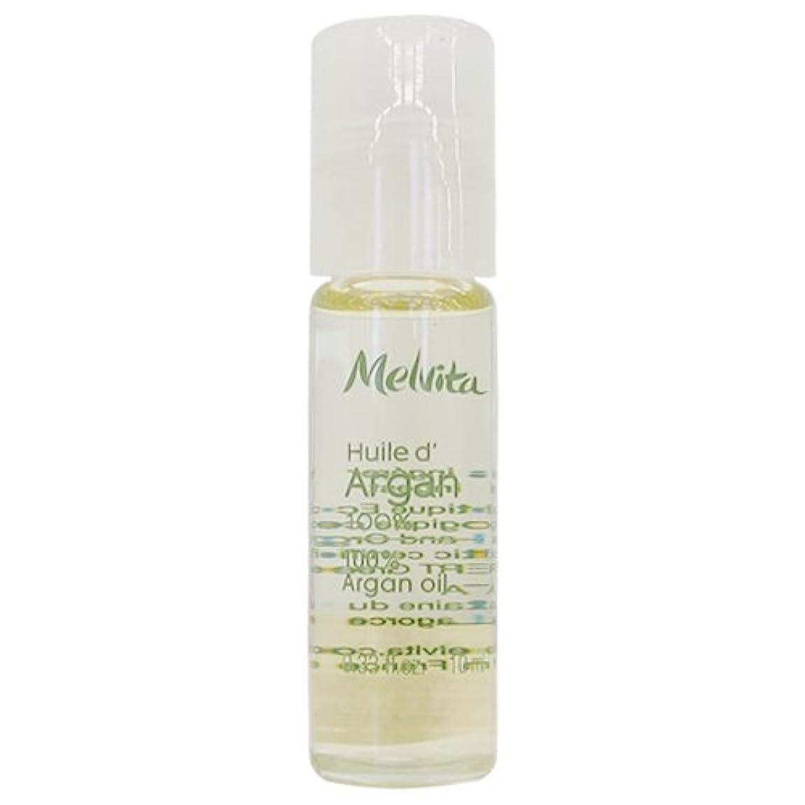 メルヴィータ MELVITA ビオオイル アルガンオイル ロールオン 10ml [並行輸入品]