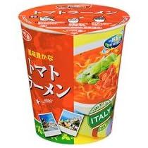 サッポロ一番 旅麺ザ・ワールド イタリア トマトラーメン 1ケース(12食入)