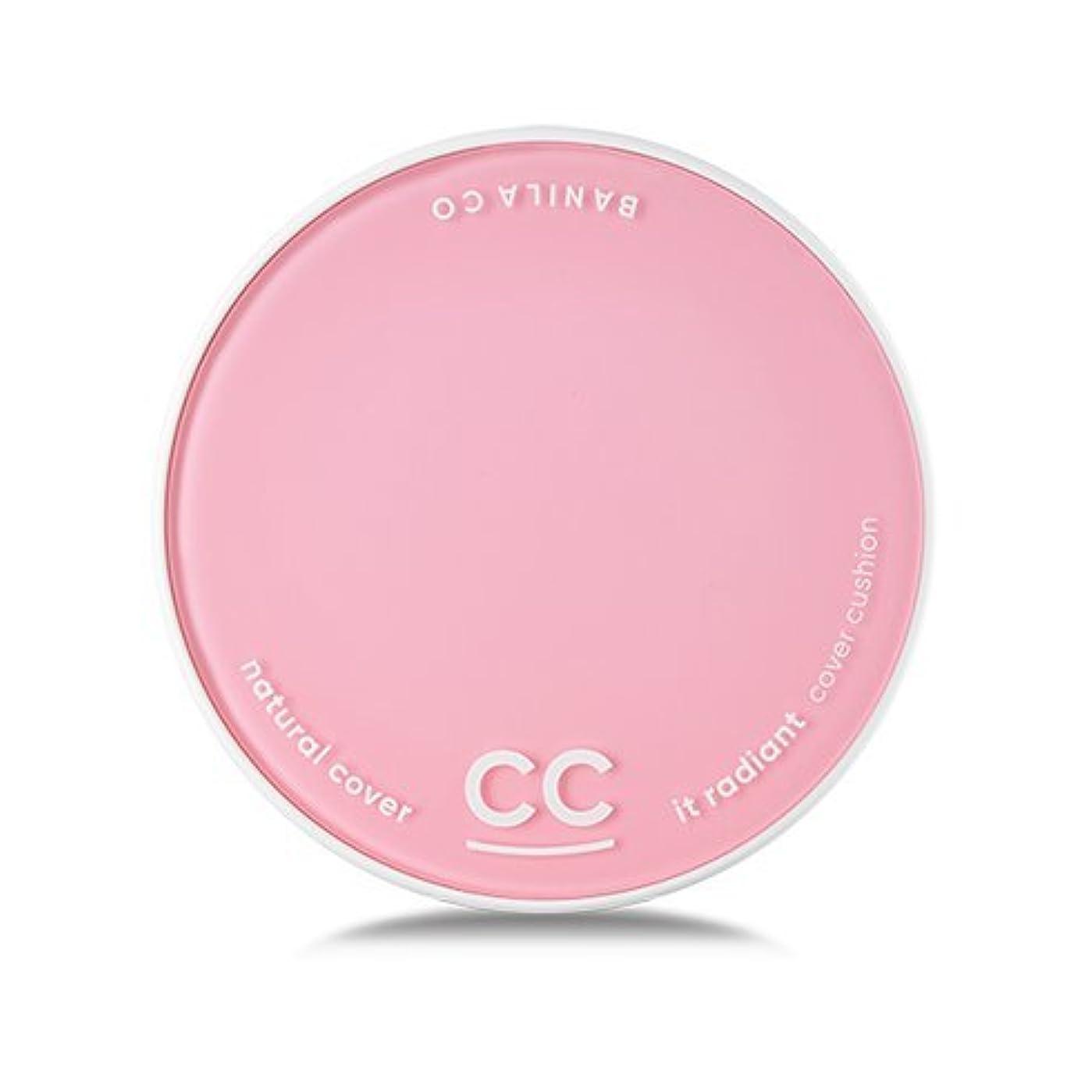 債務恥ずかしい知恵[Renewal] BANILA CO It Radiant CC Cover Cushion 12g + Refill 12g/バニラコ イット ラディアント CC カバー クッション 12g + リフィル 12g (...