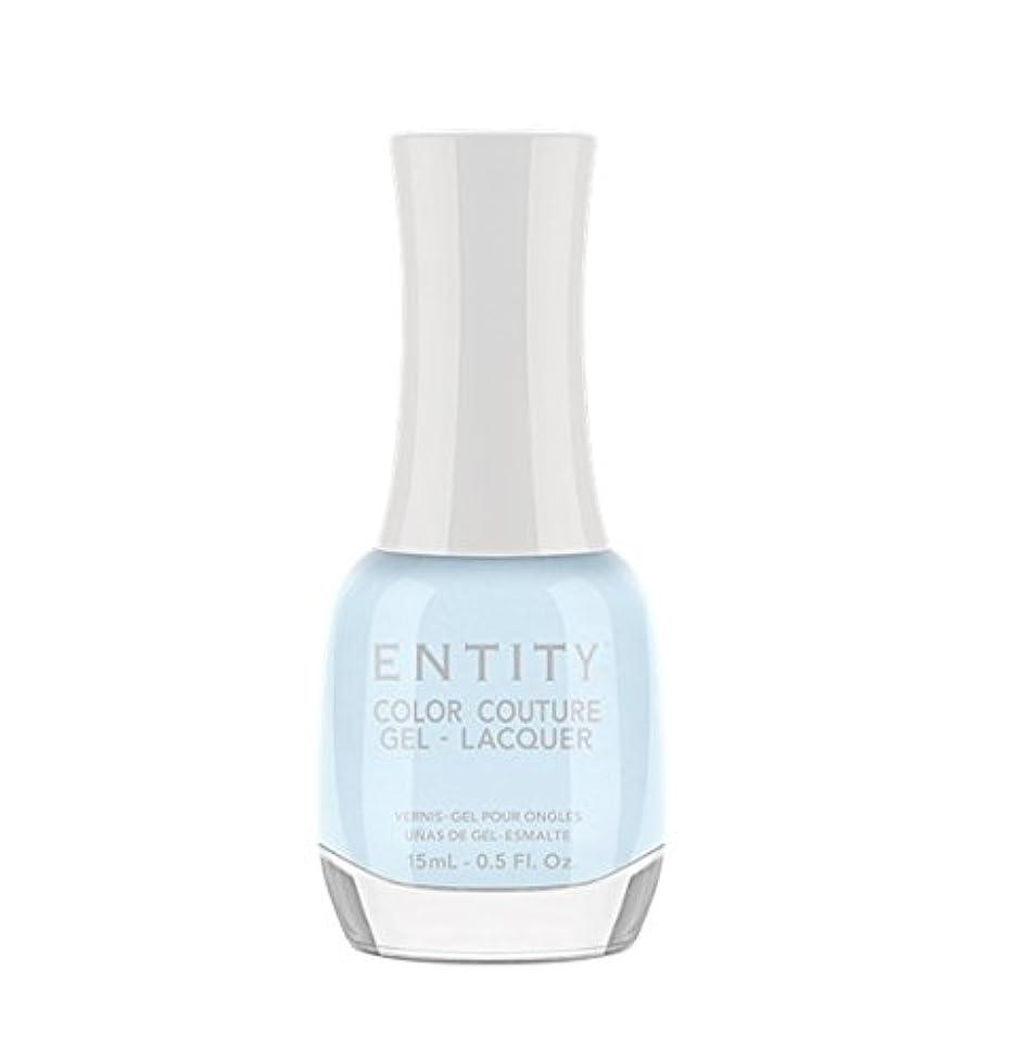 天雪だるまドリンクEntity Color Couture Gel-Lacquer - Delicates - 15 ml/0.5 oz