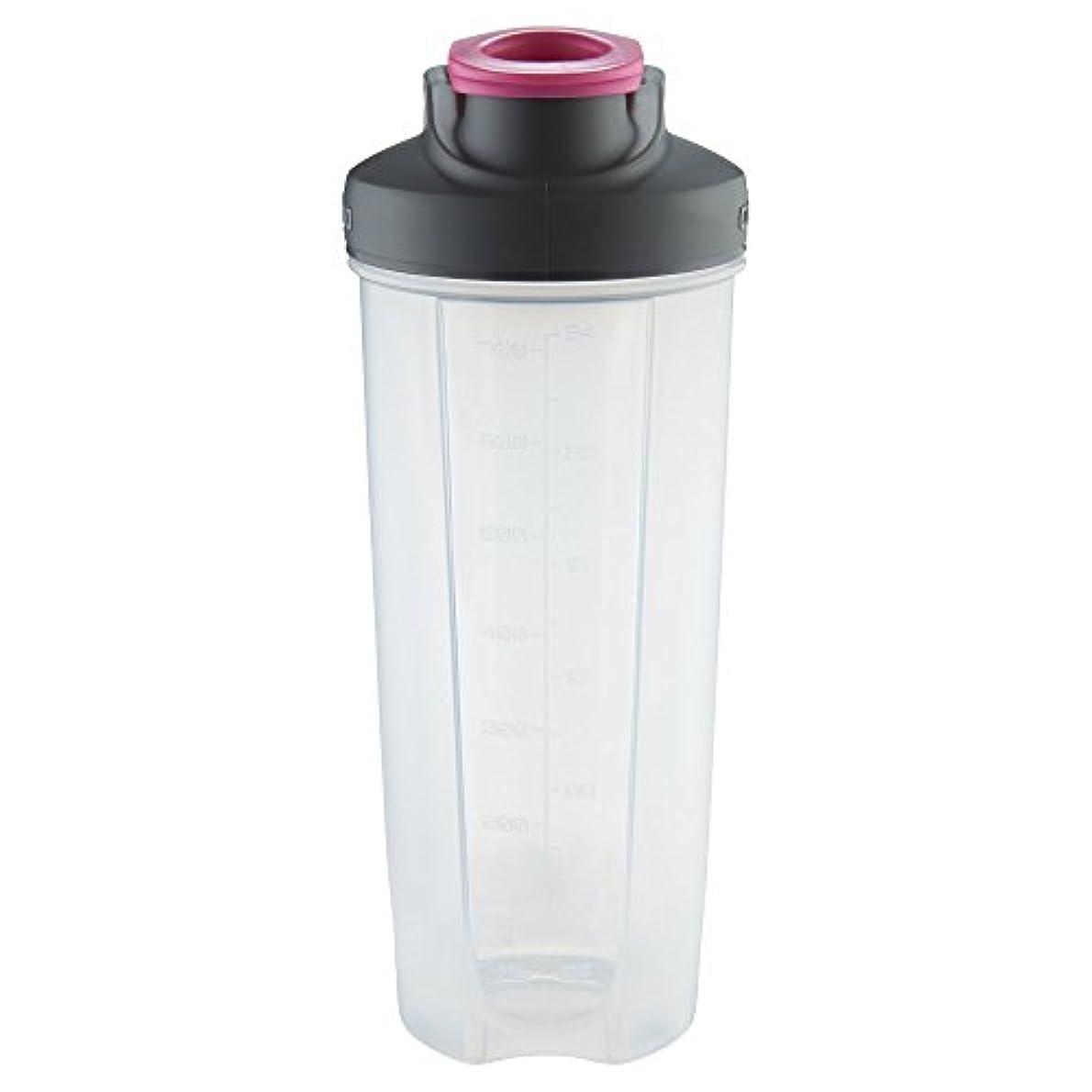 系譜発見する高速道路Contigo 70293 Shake & Go Fit Mixer Bottle, 28 oz, Neon Pink by Contigo