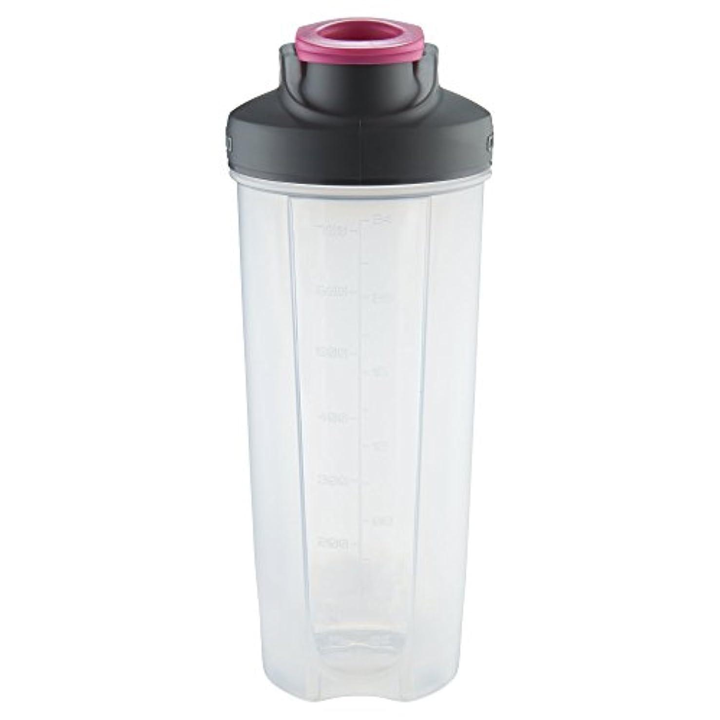 優れたアウター送料Contigo 70293 Shake & Go Fit Mixer Bottle, 28 oz, Neon Pink by Contigo