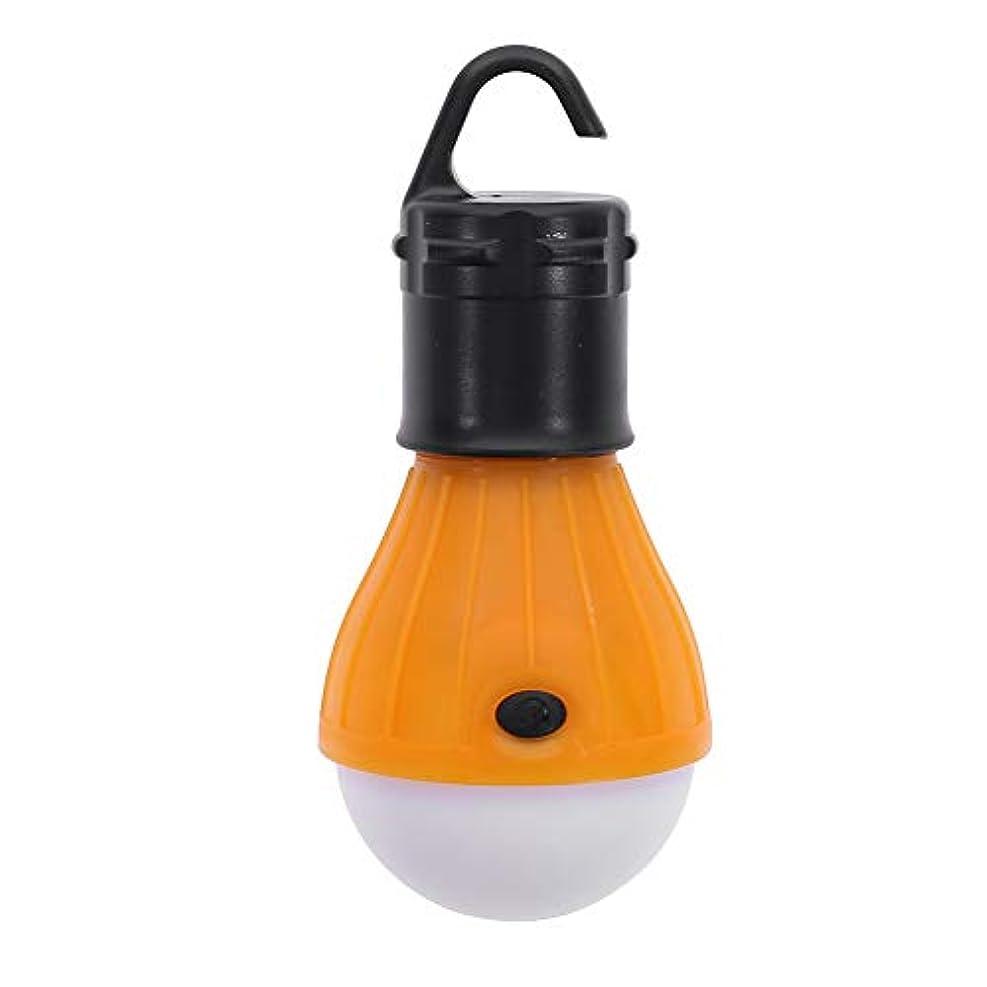 祭り少数自信があるYOKEL LEDランタン 3 LED 屋外 キャンプ テント ライト 電球 釣り ランタン ポータブル 懐中電灯 釣り提灯