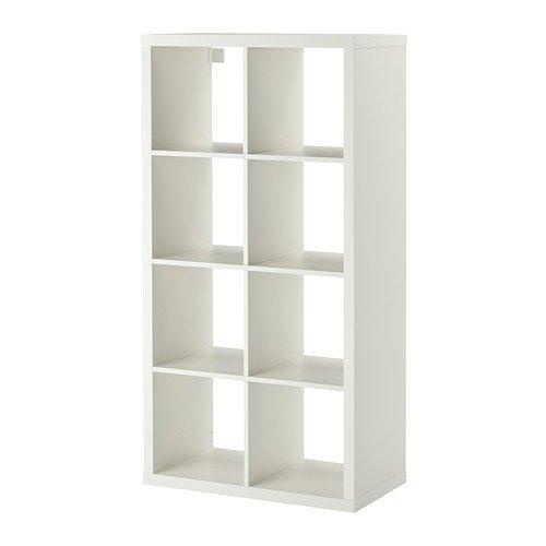 IKEA KALLAX シェルフユニット ホワイト