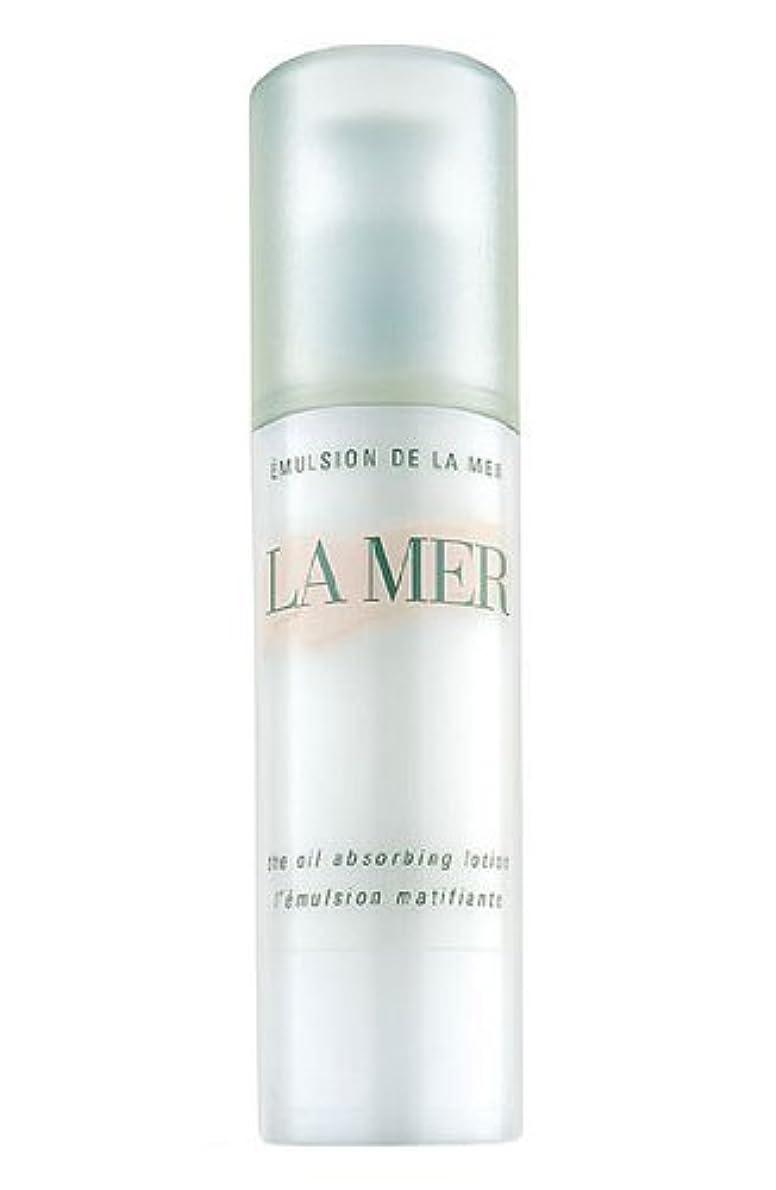 旅行代理店装置汚染La Mer The Oil Absorbing Lotion Oil-Free Lotion (ラメール オイル アブゾービング ローション オイル フリー ローション) 1.7 oz (50ml)