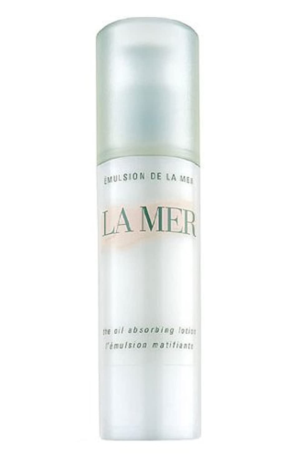 非常に合併肉La Mer The Oil Absorbing Lotion Oil-Free Lotion (ラメール オイル アブゾービング ローション オイル フリー ローション) 1.7 oz (50ml)