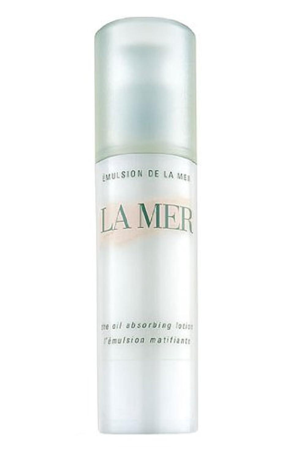 マインド良さ試用La Mer The Oil Absorbing Lotion Oil-Free Lotion (ラメール オイル アブゾービング ローション オイル フリー ローション) 1.7 oz (50ml)