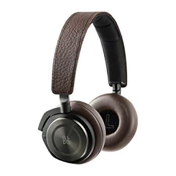 B&O Play BeoPlay H8 密閉型ワイヤレスオンイヤーヘッドホン ノイズキャンセリング・Bluetooth対応 グレイ ヘイゼル BeoPlay H8 GH 【国内正規品】