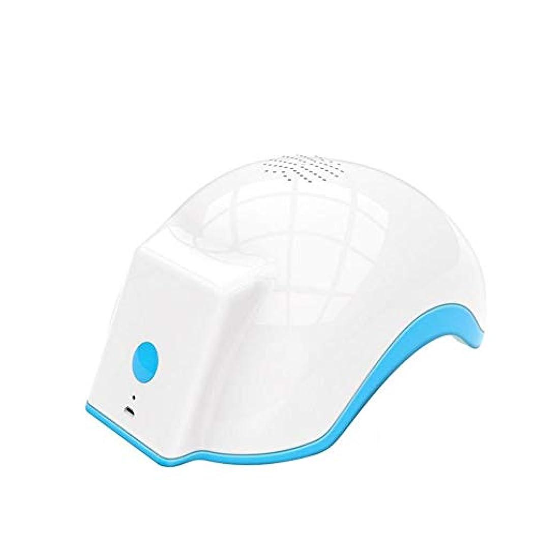 拾うストリーム改善するレーザー治療育毛ヘルメット、男性&女性のためのトリート薄毛 - レーザー脱毛治療リストア髪の太さ、ボリューム、密度