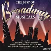 Best of Broadway Music by Various Artists