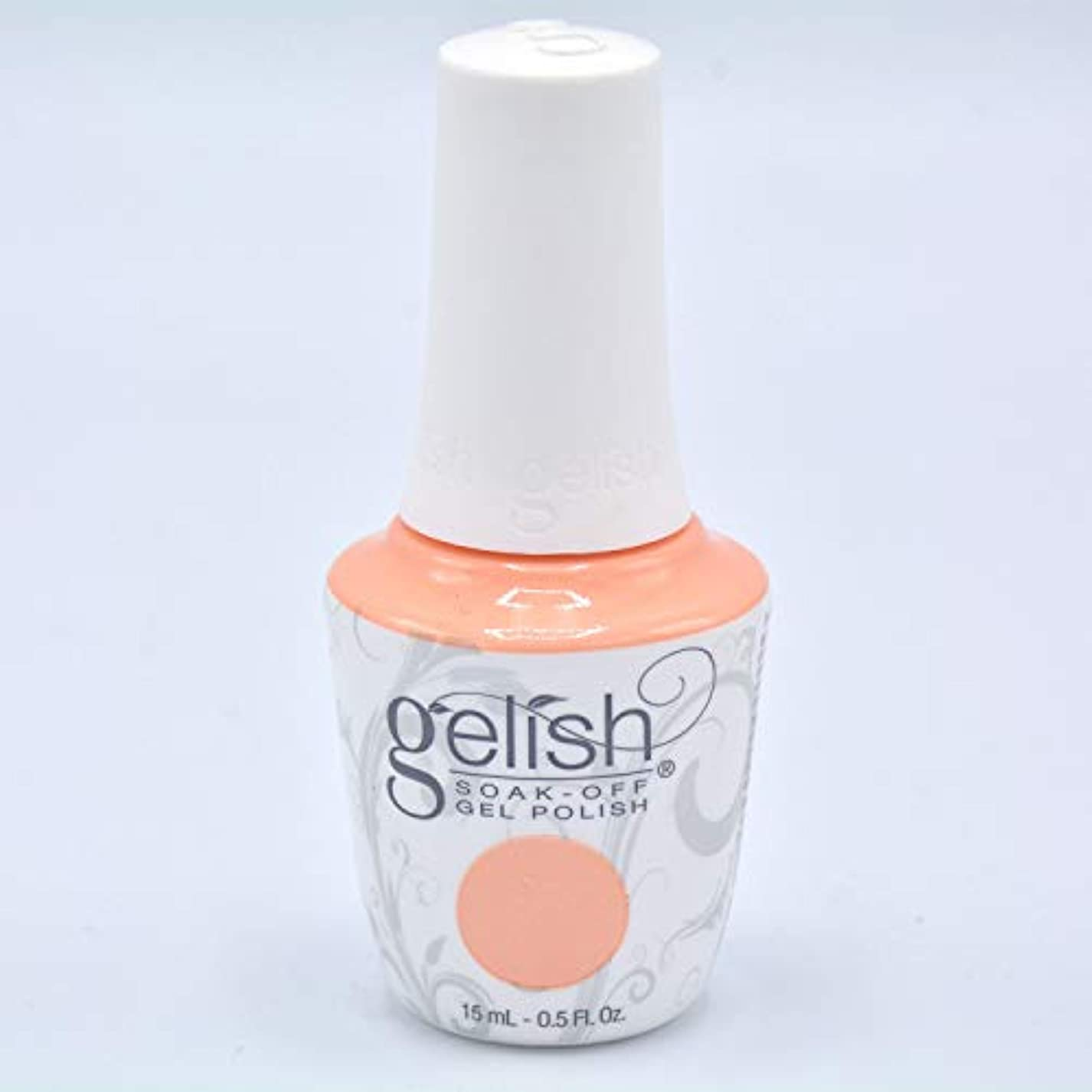のヒープシンジケート飼い慣らすHarmony Gelish Gel Polish - Forever Beauty - 0.5oz / 15ml