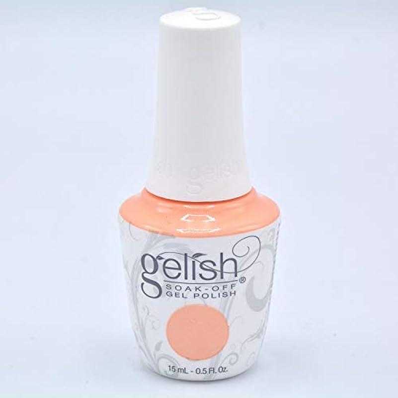 完璧な雄弁家規模Harmony Gelish Gel Polish - Forever Beauty - 0.5oz / 15ml