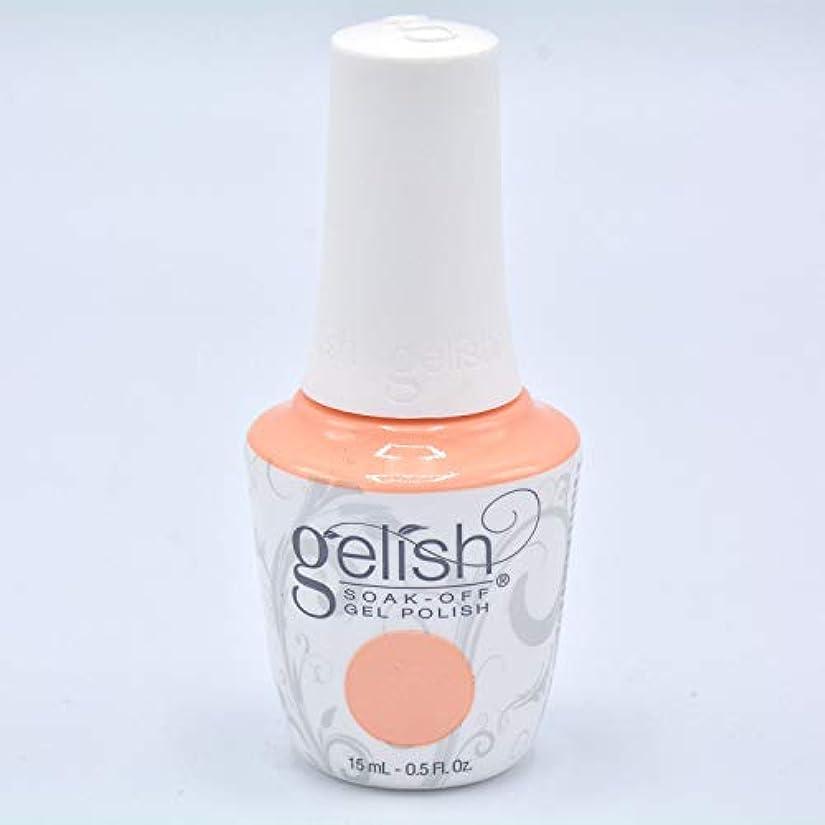オーブン面倒雪のHarmony Gelish Gel Polish - Forever Beauty - 0.5oz / 15ml