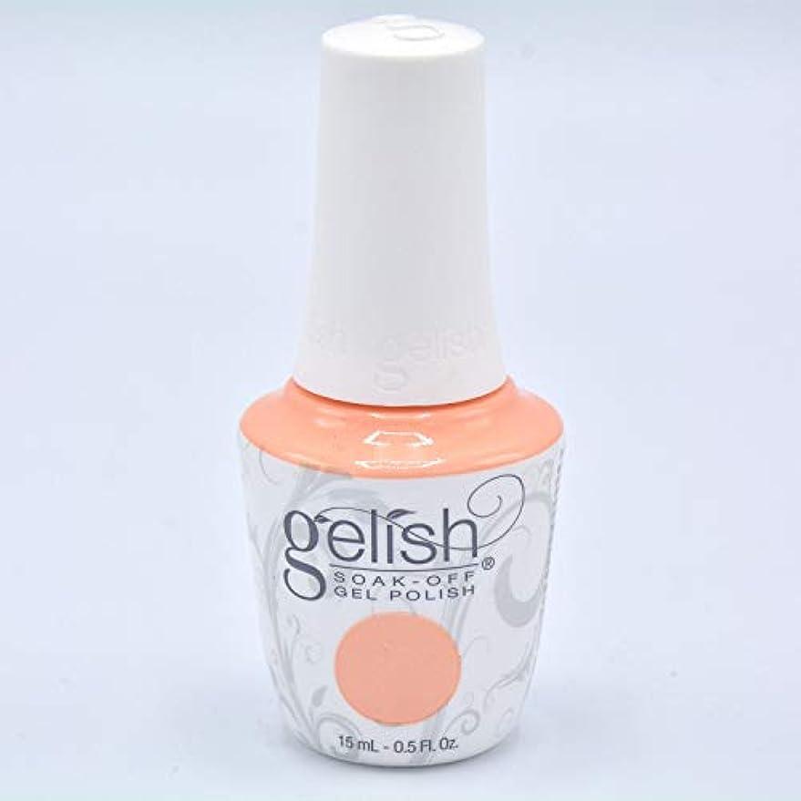 無臭中間難破船Harmony Gelish Gel Polish - Forever Beauty - 0.5oz / 15ml