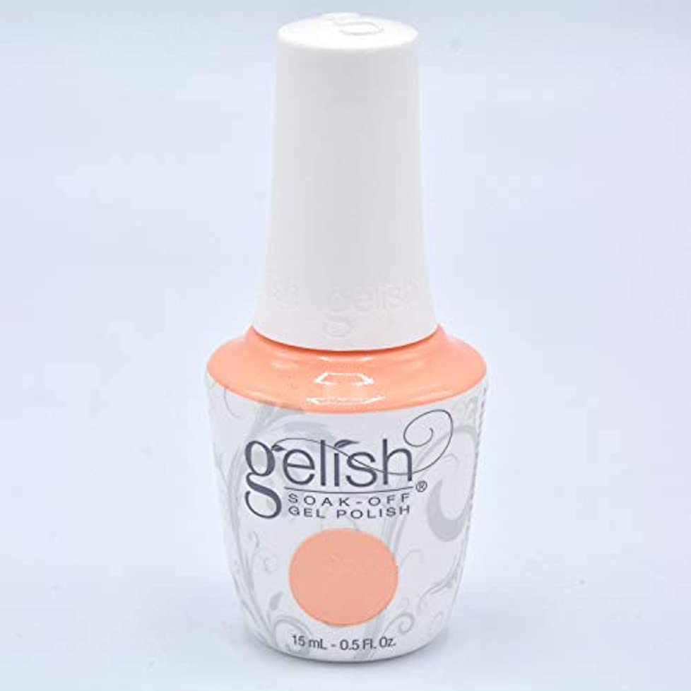 トラフボウル才能のあるHarmony Gelish Gel Polish - Forever Beauty - 0.5oz / 15ml