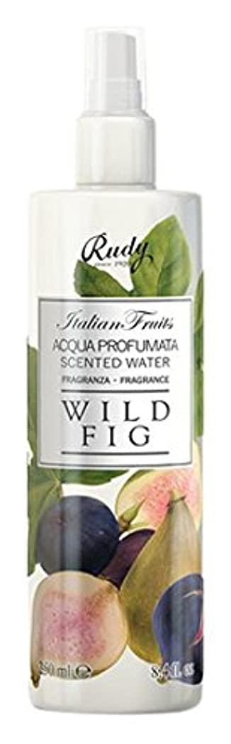 ジュラシックパークバルコニー息苦しいRUDY Italian Fruits Series ルディ イタリアンフルーツ Body Mist ボディミスト Wild Fig