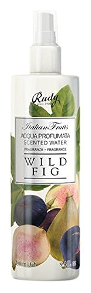 凍る警察落胆したRUDY Italian Fruits Series ルディ イタリアンフルーツ Body Mist ボディミスト Wild Fig