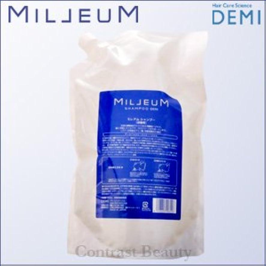 【X3個セット】 デミ ミレアムシャンプー レフィル 1800mL DEMI