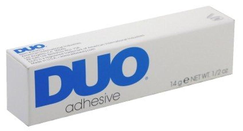 肥沃なを通して使い込むDUO 接着剤0.5オンス(14mlの)(2パック)